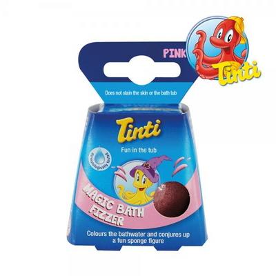 TINTI 틴티 유아 입욕 완구 Magic Bath Pink(1입)