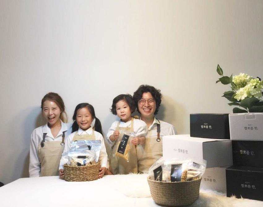 버터구운통족 - 짭쪼롬 한, 12,100원, 간식, 육포/주전부리