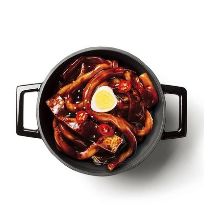 3인분 라비퀸 떡볶이 매운짜장맛 세트