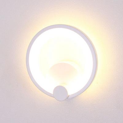 boaz 원(검.백) 벽등 LED