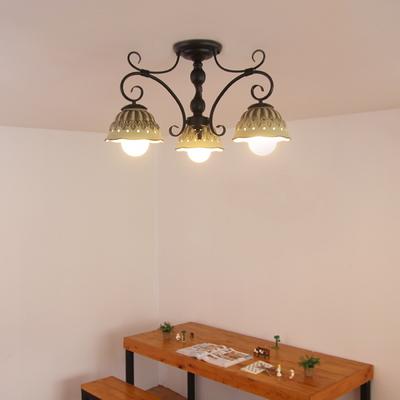 boaz 스칸디3등 방등 식탁등 LED 인테리어 조명