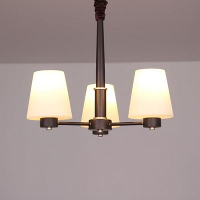 boaz 촛대3등 방등 식탁등 LED 인테리어 조명