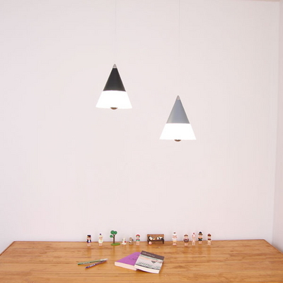 boaz 꼬깔 팬던트(10W) LED