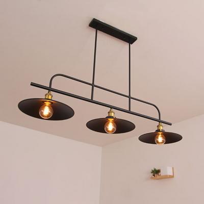 boaz 모던브론즈3등 식탁등 LED 카페 인테리어 조명