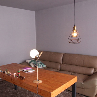 boaz 다이아브론즈 식탁등 LED 카페 홈 인테리어 조명