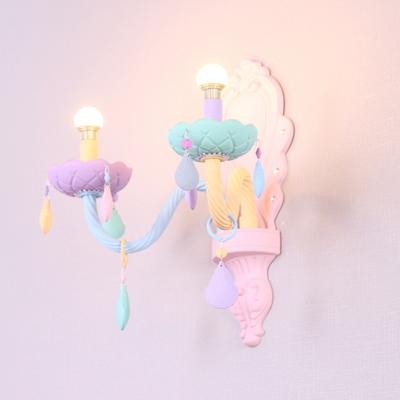 캔디2등 벽등 LED 매장 카페 인테리어 조명