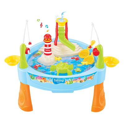 해피플레이 테이블 낚시놀이 물놀이 목욕 장난감
