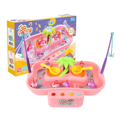 해피플레이 고피싱 물고기 낚시놀이 물놀이 목욕 장난감 유아교구