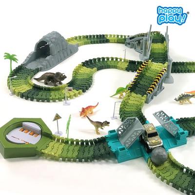 해피플레이 공룡 대탐험 다이노트랙