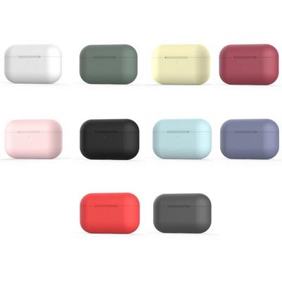 에어팟프로 실리콘 케이스 (10가지 색상)