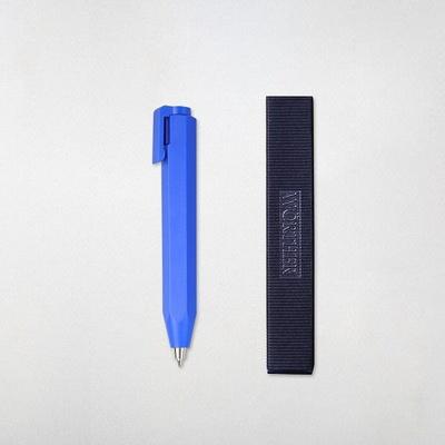 우더 쇼티 볼펜1.0mm(선물박스)