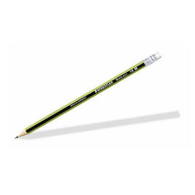 스테들러 노리스에코 182 30 지우개연필 HB 독일연필