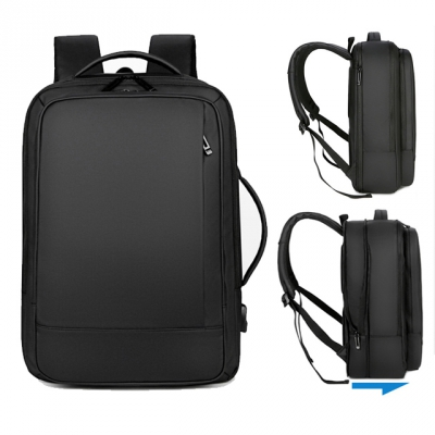 데일리 여행용 확장형 남자 노트북 백팩 ctb02016