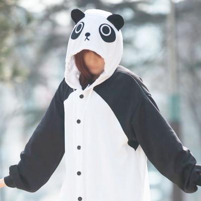 사계절동물잠옷-베이비팬더