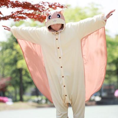 사계절동물잠옷-날다람쥐