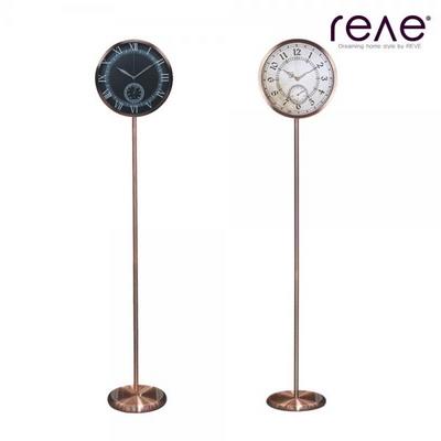 리빙 메탈 스탠딩 시계