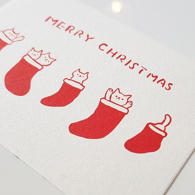 크리스마스의 선물_미니카드