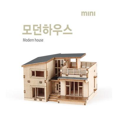 DIY 교육용 만들기 모형 미니시리즈 모던하우스