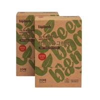 탑프레쉬 그린백(특대) 2개 SET-과일야채신선도유지