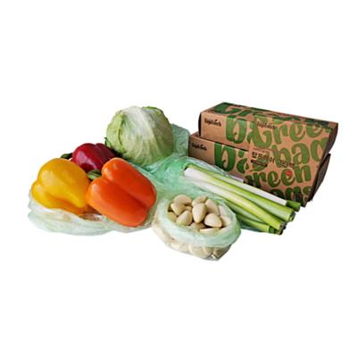 신선야채 보존, 탑프레쉬 그린백 100매 위생용품 주방용품 음식포장