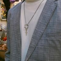 남자 목걸이 체인 십자가 cross necklace no.2