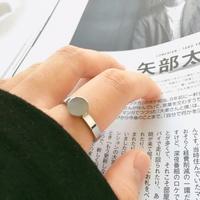 남자 반지 실버 원 펜던트 silver pendant ring