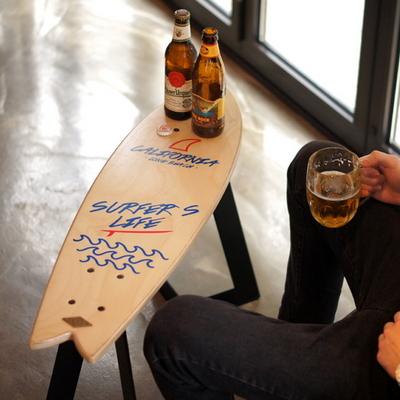 서핑보드 스툴+테이블-베이직
