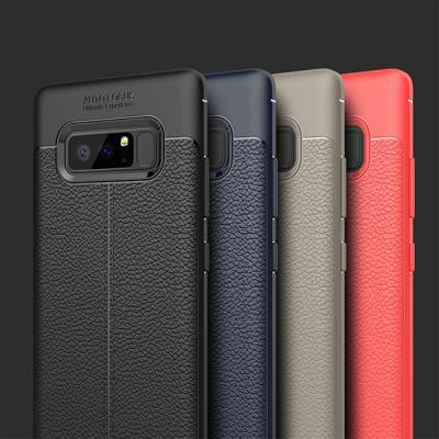 LG Q6 X600 실리콘가죽케이스/고급패턴