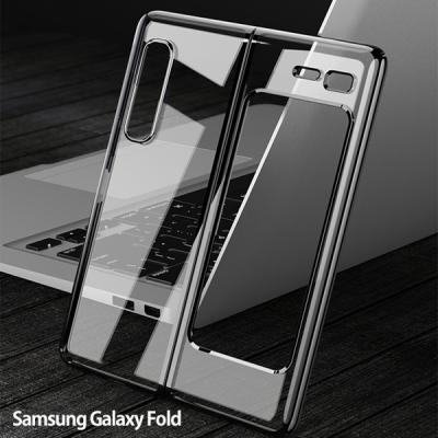삼성 폴드/갤럭시 폴드 SM-F907 엣지 투명케이스