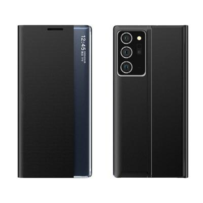 갤럭시노트8 N950 레더핏 뷰케이스/간편하고 편리하게