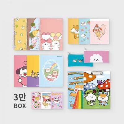문구 랜덤 박스 3만 RB01 입학선물 캐릭터 문구