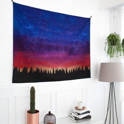 은하수 패브릭포스터 130x100cm