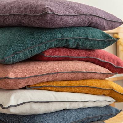 비앙코 방석 커버 8colors