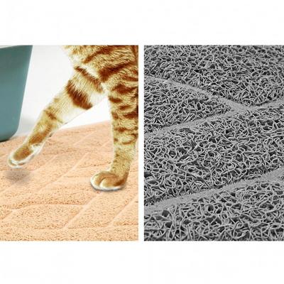 팻캣 고양이 화장실 사각 모래 매트 그레이 XXL
