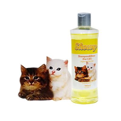 쇼니 고양이 유기농 샴푸 린스 파파야향 500ml