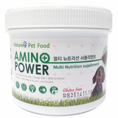 Amino Power 영양제 스킨-뷰티케어 200g (pt)