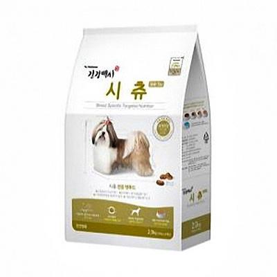 건강백서 - 푸들 전용 사료 (전연령) 2kg (pt)