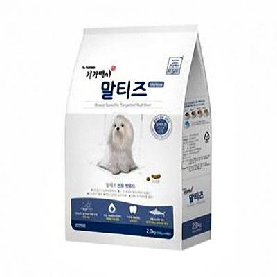건강백서 - 포메라니언 전용사료 (전연령) 2kg (pt)