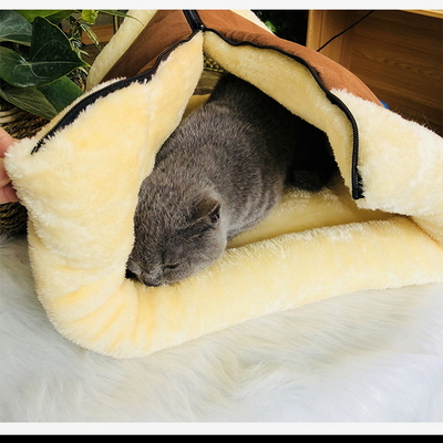고양이집 숨숨집 방석 터널 하우스 강아지쿠션