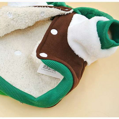 강아지 옷 고양이 패딩 패션 수박가방 후드티 겨울옷