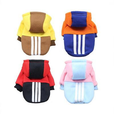 강아지옷 고양이 패딩 의류 삼선후드 티셔츠 겨울옷