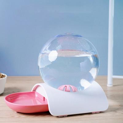 강아지 고양이 식기 물통 물병 물그릇 대용량 반자동 자동 버블 급수기