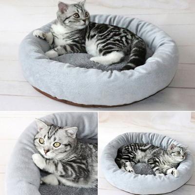 고양이 집 숨숨 강아지 쿠션 하우스 에그 타르트 방석