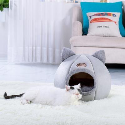 강아지 하우스 길 고양이 길냥이 겨울 방석 쿠션 동굴 숨숨 집