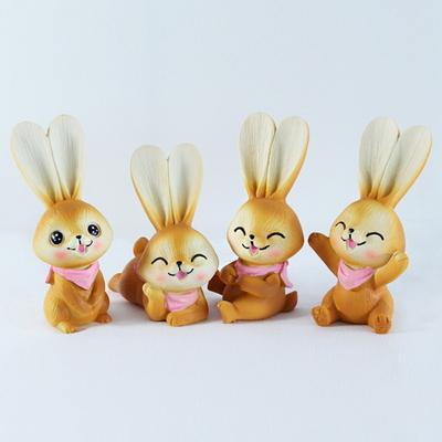 귀염둥이 토끼 장식소품