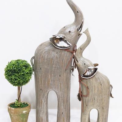 코끼리 소품장식