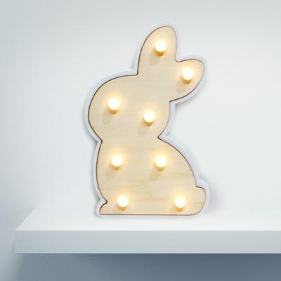 LED 토끼 장식조명