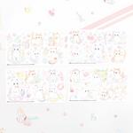 마넷 스티커 - 마넷 컷팅스티커 (아기고양이)