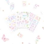 마넷 컷팅스티커 sampler - 유니버스 포니