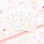 마넷 컷팅스티커 sampler - 유니콘i